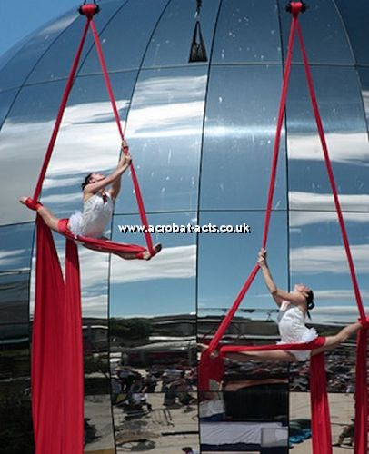 Aerial Acrobatic Acts