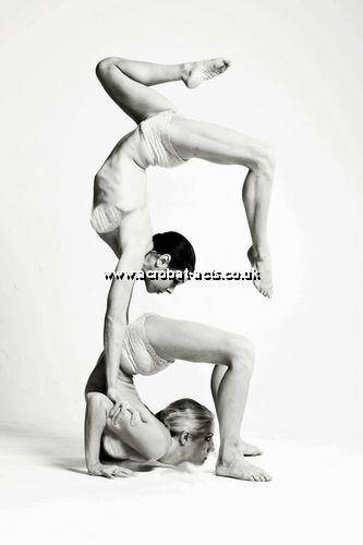 Acrobat Acts - Contortionists